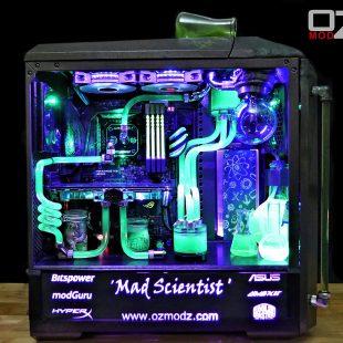 The mad Scientist – Oz Modz